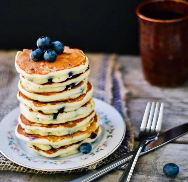 Perfekcyjne śniadanie ;3