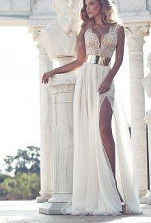 Co myślicie o takie suknie ślubnej? Tak czy nie?