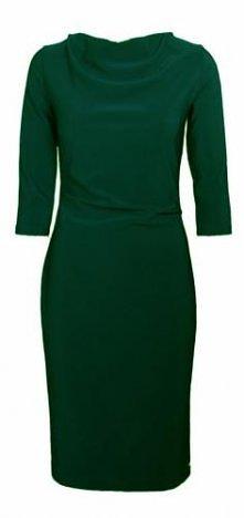 Click Fashion - SUKIENKA LARA zieleń