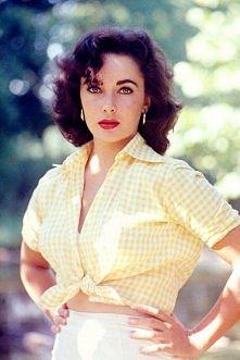 Elizabeth Taylor, 1950'...