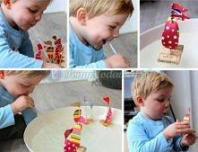 tania i zsajmująca zabawka dla dzieci