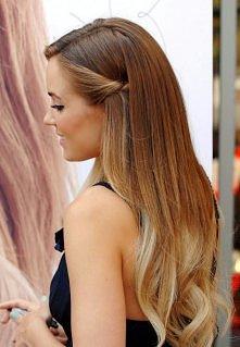 piękne włosy. ;o