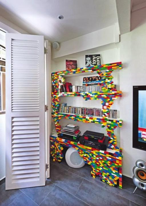 Regał D Na Lego Zszywkapl