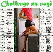 Wyzwanie uda