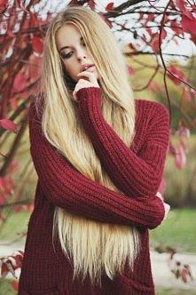 Piękne włosy, piękna dziewc...