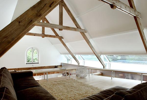 Przebudowa stodoły na dom mieszkalny - zainspiruj się i zobacz jak robią to inni ;]