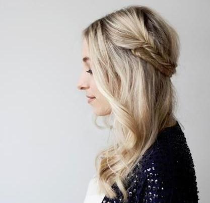 Warkocz Kłos Długie Włosy Instrukcja Na Fryzury Zszywkapl