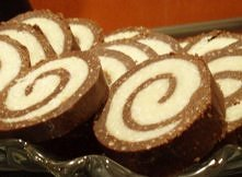 Rolada kokosowa  Składniki:...