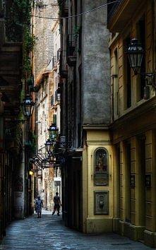 Stare Miasto, Barcelona, ...