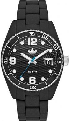 Czarny zegarek Adidas