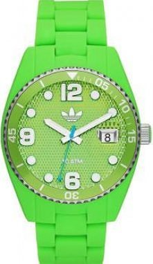 Jasno zielony zegarek marki...