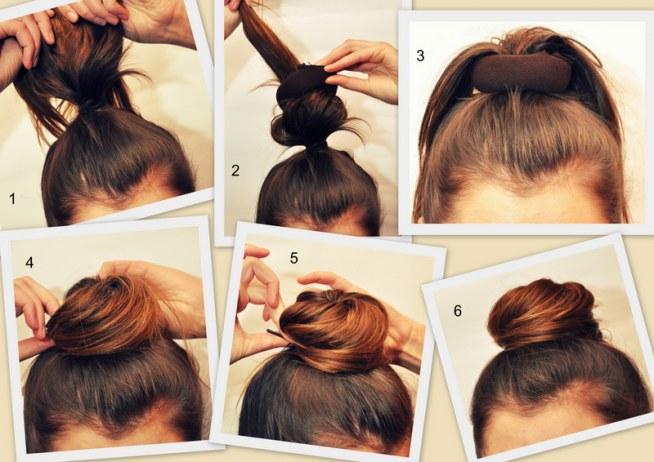 Szybki Kok Przy Użyciu Gumek Do Włosów Na Fryzury Zszywkapl