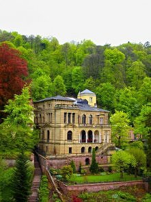 Ancient Castle, Heidelberg, Niemcy