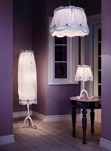 romantyczne lampy