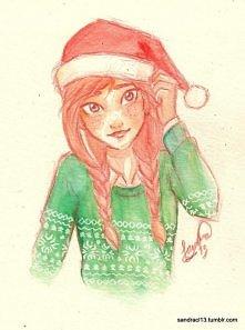 Świąteczna Anna :)