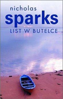 """""""List w butelce"""" Nicholas Sparks"""