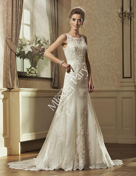 Suknia ślubna Annais Bridal Main Line Model Flora Na Wedding Dress