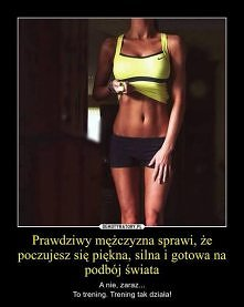To do treningu ;)