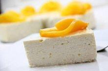 Prosty niskokaloryczny sernik  Składniki: - 500 g sera mielonego do serników (o zawartości 0 % tłuszczu) - 150 g jogurtu bałkańskiego light - 2 jajka - 2 łyżki miodu - 2 łyżki n...