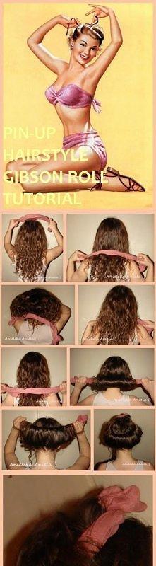 całkiem fajna fryzura na lat i nie tylko? :P