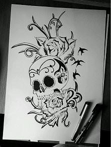 mój rysunek. co myślicie? :)