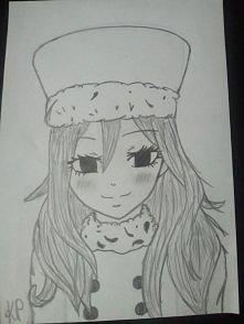 Juvia z Fairy Tail ^^