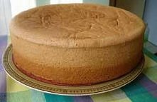 Rewelacyjny biszkopt do tortów