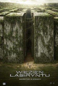 Więzień labiryntu (2014)  Reż.Wes Ball Nastoletni Thomas zostaje uwięziony w ...