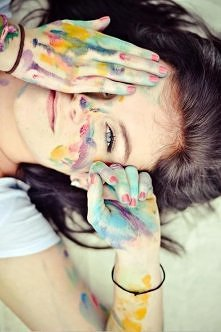 Colorfull.