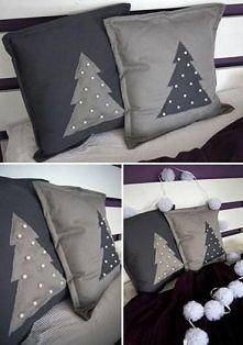 Świąteczne poduszeczki ;)
