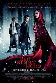 Dziewczyna w czerwonej pelerynie (2011)  Reż.Catherine Hardwicke Interpretacj...