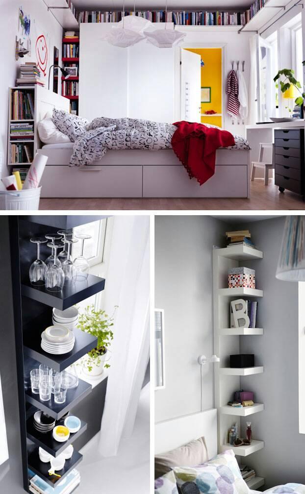 Półki Ikea Na Pomysły Zszywkapl