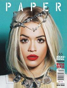 Rita Ora w nowej świetnej sesji!  Kliknij i oglądaj!