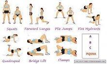 Ćwiczenia na pośladki :P