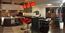 salon z aneksem kuchenym