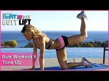 Butt Workout 1: Tone Up   30 DAY BUTT LIFT