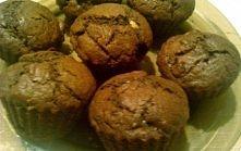 Czekoladowe muffinki Nigell...