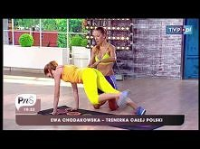 PNŚ - Ewa Chodakowska - Skuteczne ćwiczenia na płaski brzuch