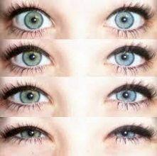 Heterochromia. Wg mnie to taka piękna choroba ♥
