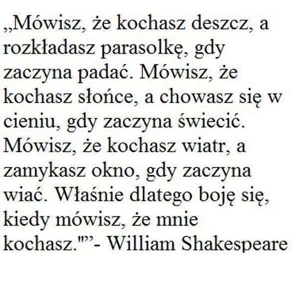 e21e127ef86611 zakochałam się w tym tekście <3 na Ulubione - Zszywka.pl