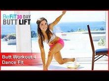"""Butt Workout 4: Dance Fit   ĆWICZENIA NA SEXY TYŁECZEK ! :)  Moja przygoda z """"30 DAY BUTT LIFT"""" ^^ DZIEŃ 7 !!!  PS. te ćwiczenia wykonujemy w dniu: 7, 18, 25, 29 ;)  W..."""