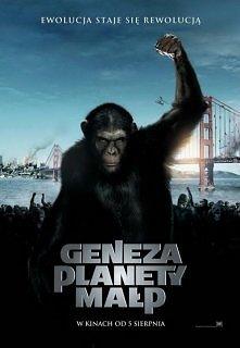 Geneza planety małp  W wyni...