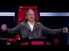 """""""The Voice of Poland IV"""" - Michał Karpacki vs Piotr Kowalczyk """"Personal Jesus""""- Bitwa I"""