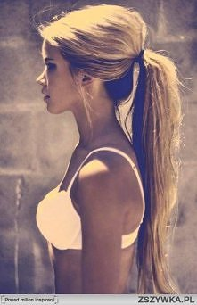 piękne włosy <33