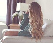 takie włosy *.* marzenie :<