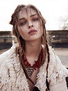 Kolejna modelka z Polski robi karierę.  Poznajcie Dagę Ziober. Ma 19 lat i......
