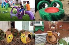Opony z dedykacją dla dzieci :)