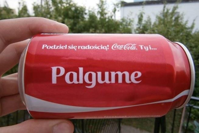 Coca-Cola wyraża więcej niż tysiąc słów *.*