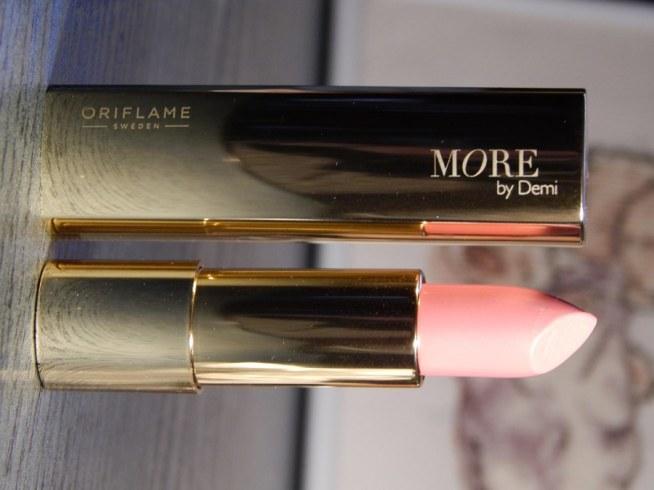 moja ulubiona <3 MORE by Demi Moore, od Oriflame.