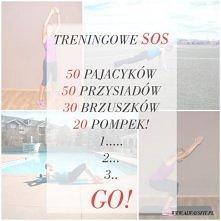 Treningowe SOS